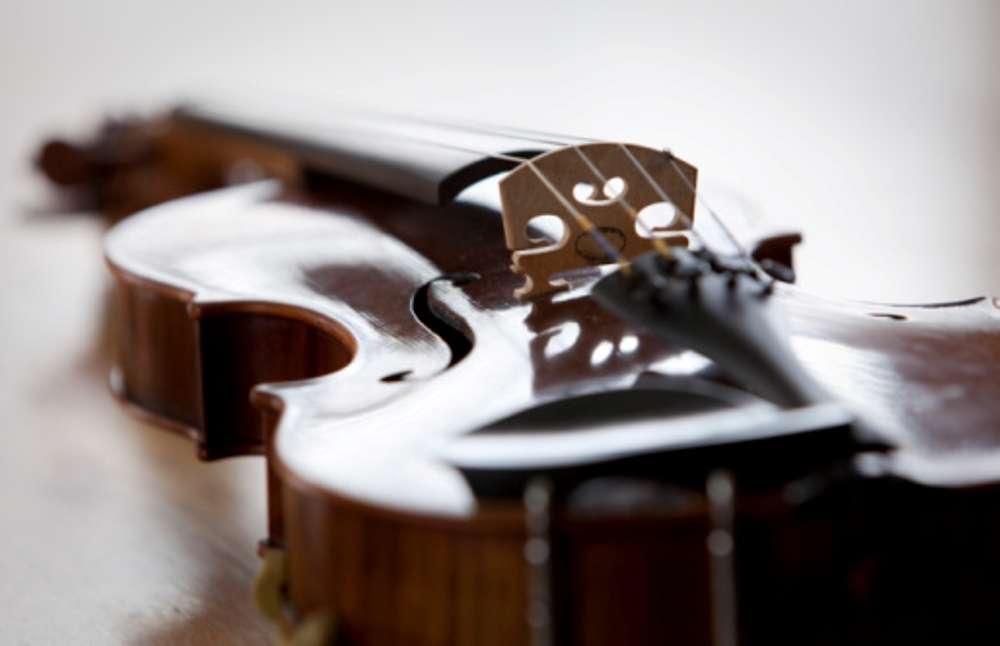 Catch a violin recital at Chowdiah Memorial Hall