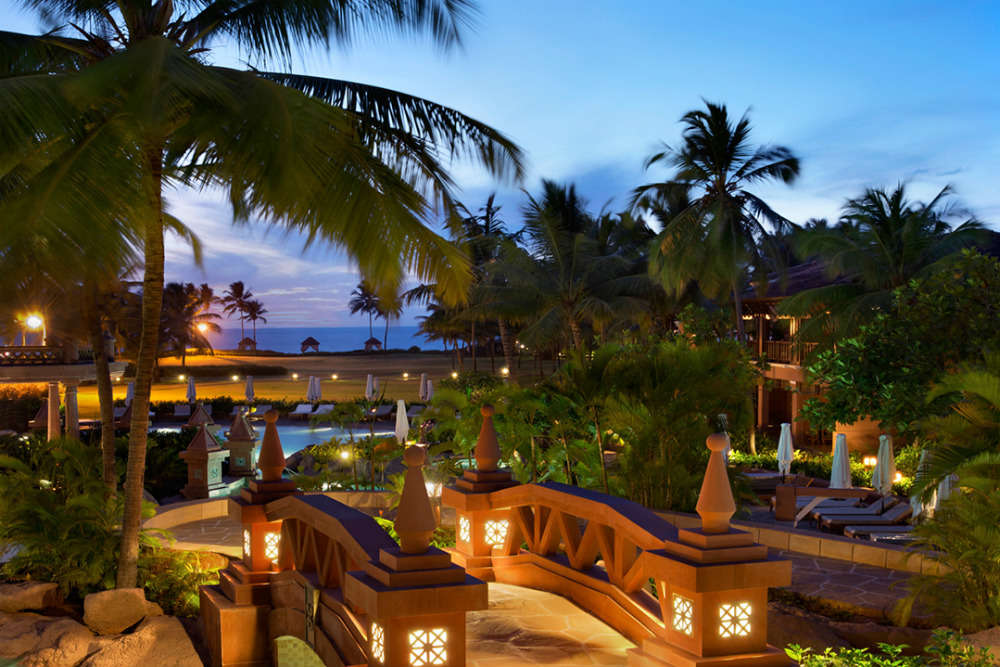 Luxury hotels and resorts in Goa