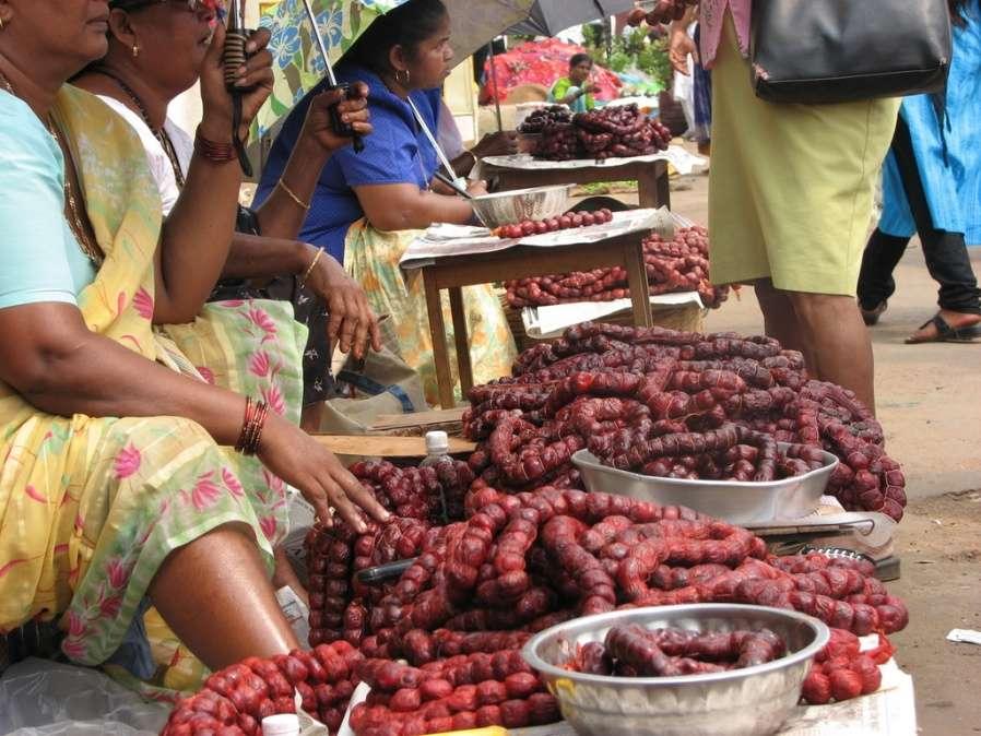 Mapusa's Friday Market