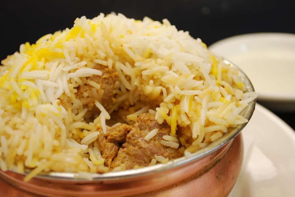 SP's Biryani House