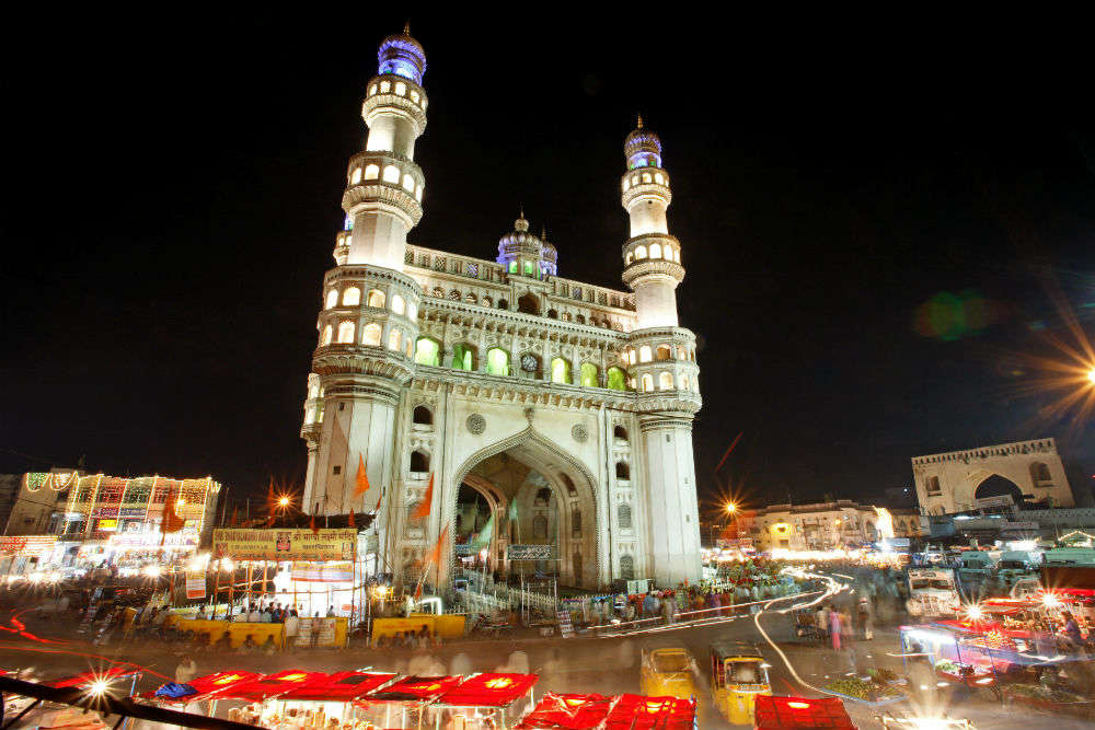 6 places that reveal Hyderabad's history