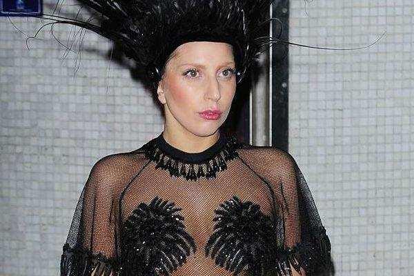 Lady Gaga Lady Gaga Stunned Team With Naked Gig Plan  Hindi Movie News - Times Of India-4910