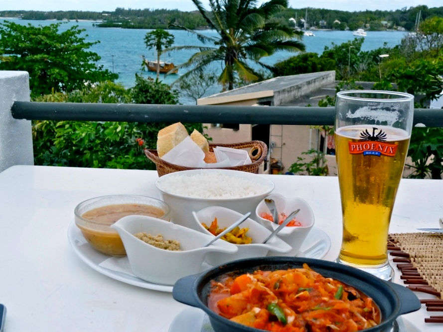 A Vegetarian in Paradise: Mauritius and Rodrigues