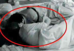 Bigg Boss 7: Naked Tanisha, Armaan spotted getting intimate in bed