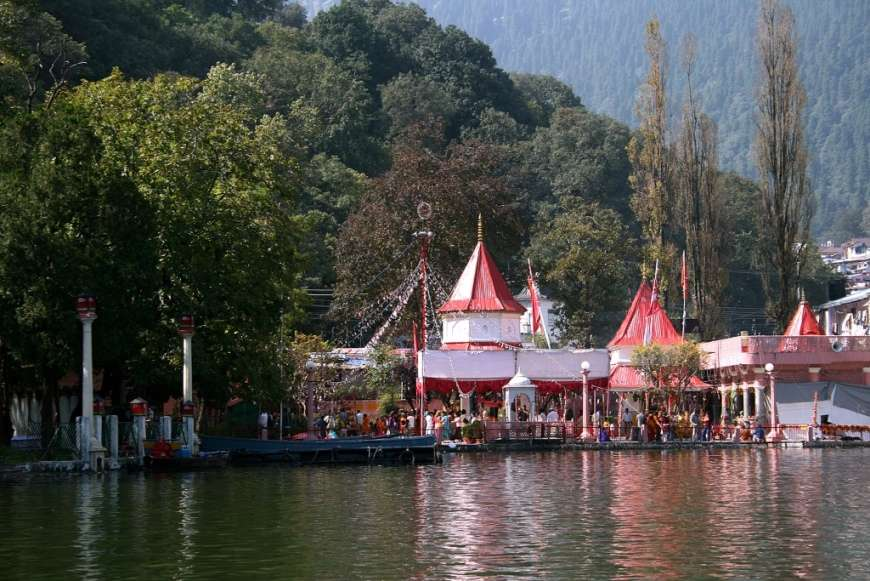 Naina Devi Mandir | Naina devi temple Himachal | Times of India Travel