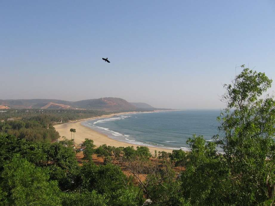 Rushikonda Beach