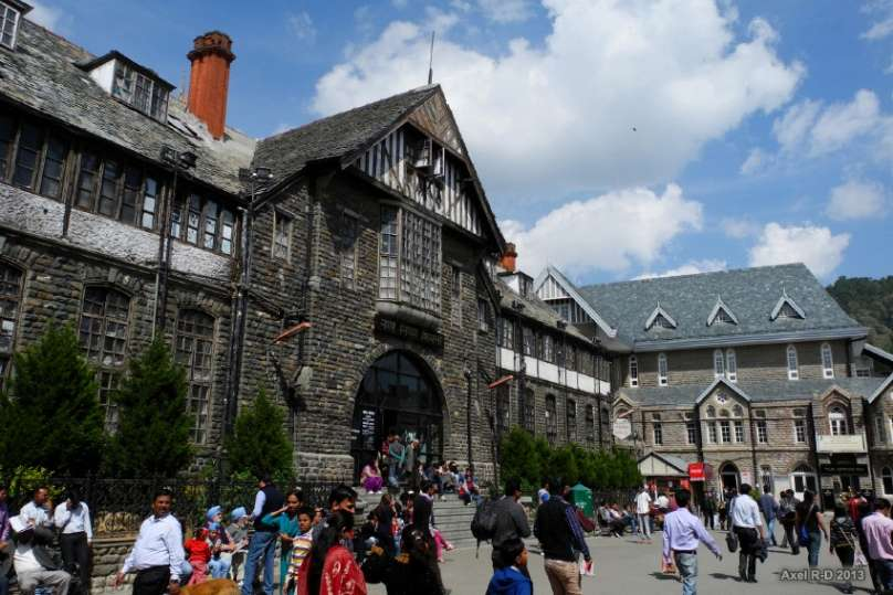 Shimla attractions you mustn't miss out on