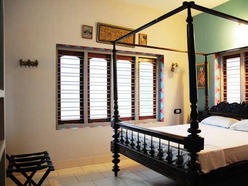 Ideal for a homestay experience: Kaiya House