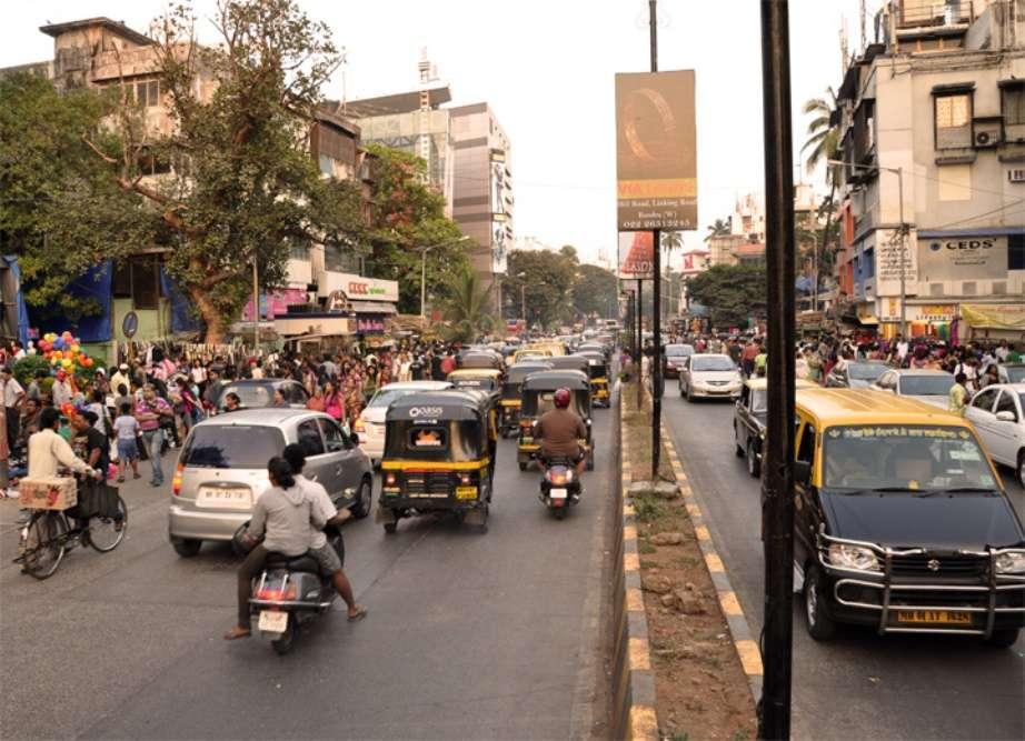Hill Road, Bandra