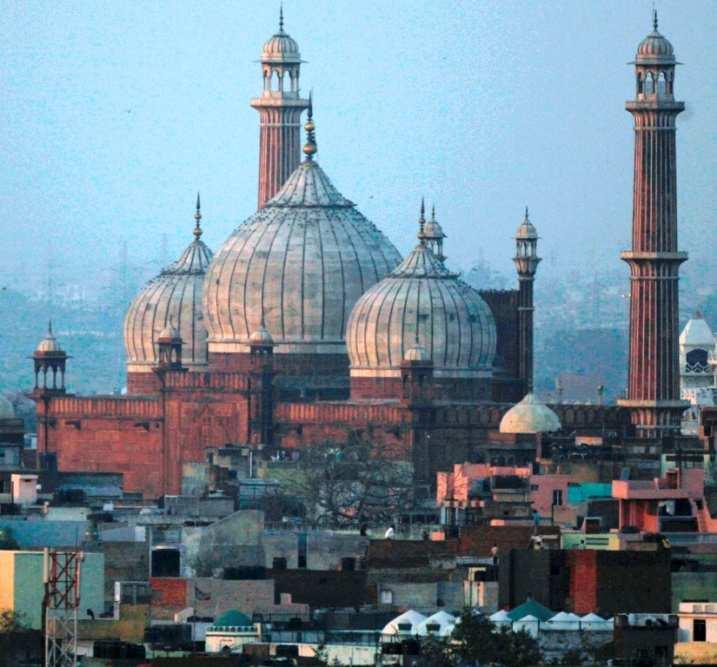 24 hours in Delhi