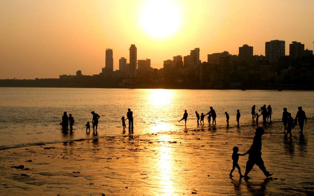 Mumbai Chowpatty