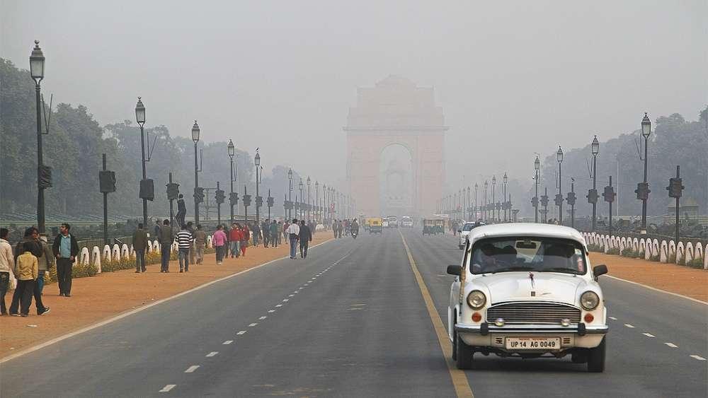 48 hours in Delhi