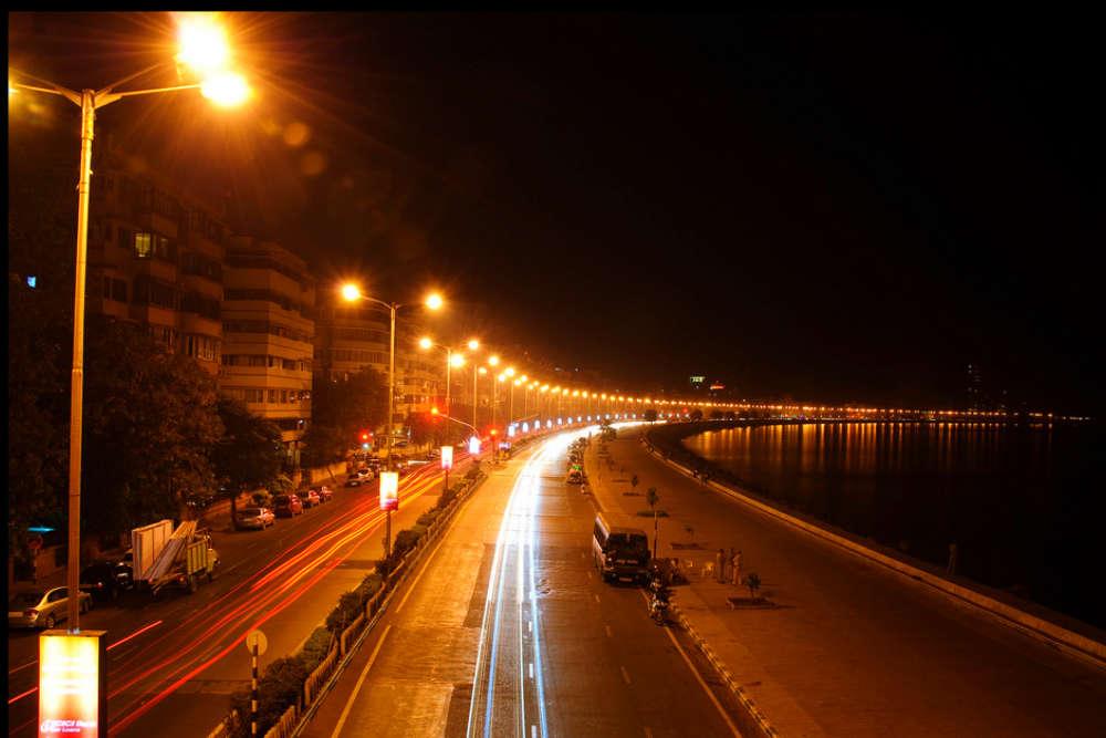 24 hours in Mumbai