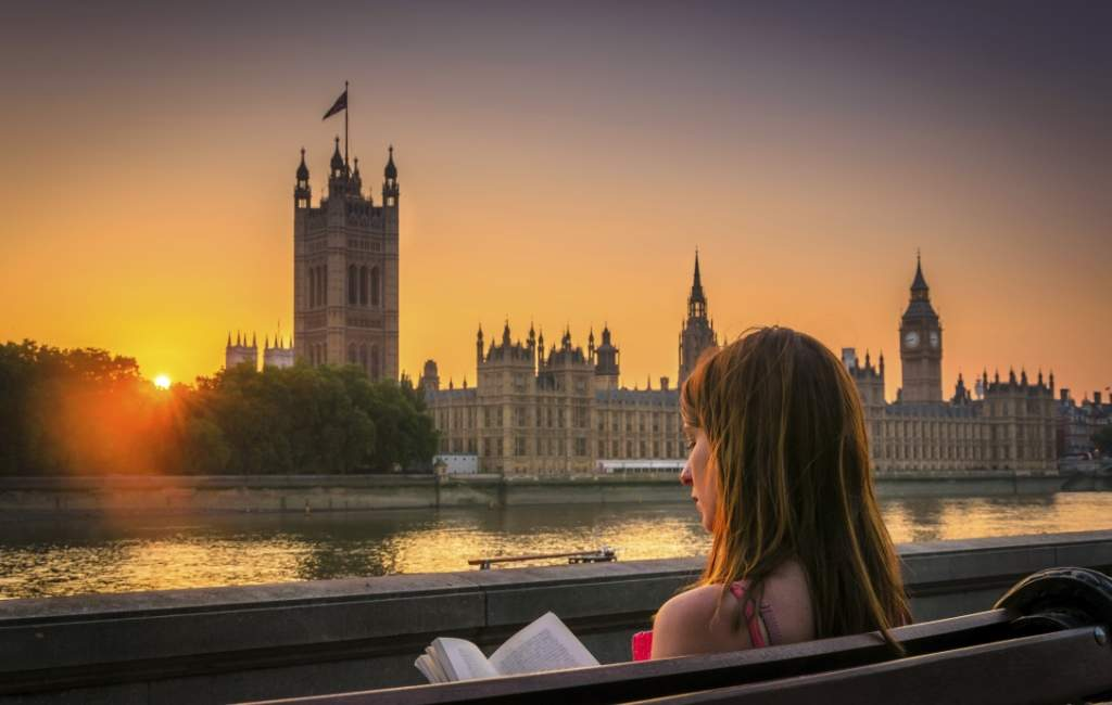 5 literary cities that should be on every book lover's bucket list
