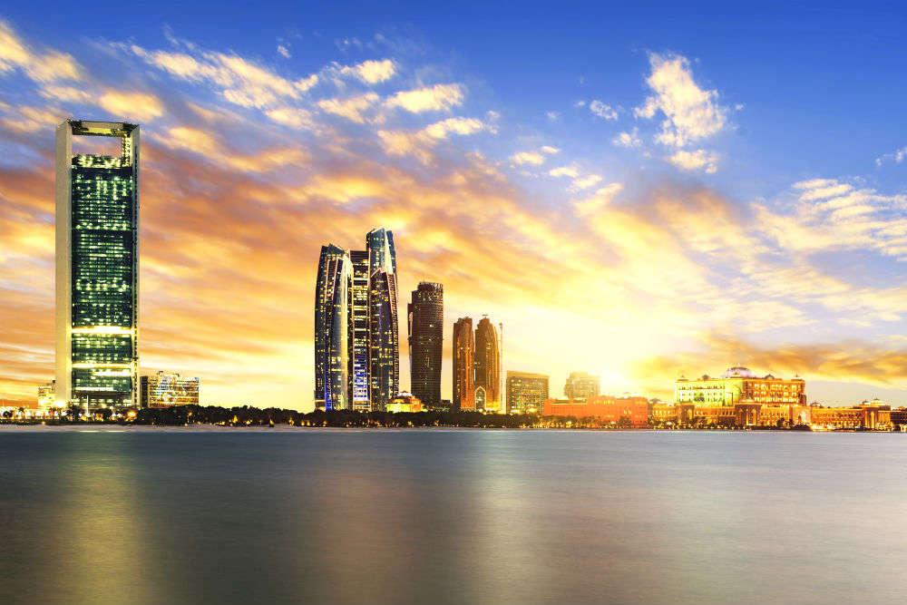 Exploring Abu Dhabi—by land, sea and air