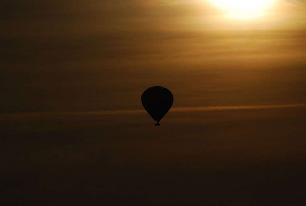 Desert balloon Expedition