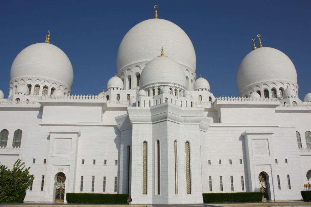 Sheikh Grand Zayed Mosque