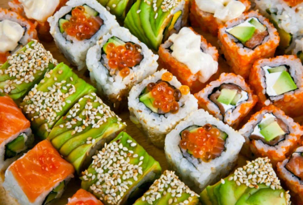 Sushi Yasuda for Japanese