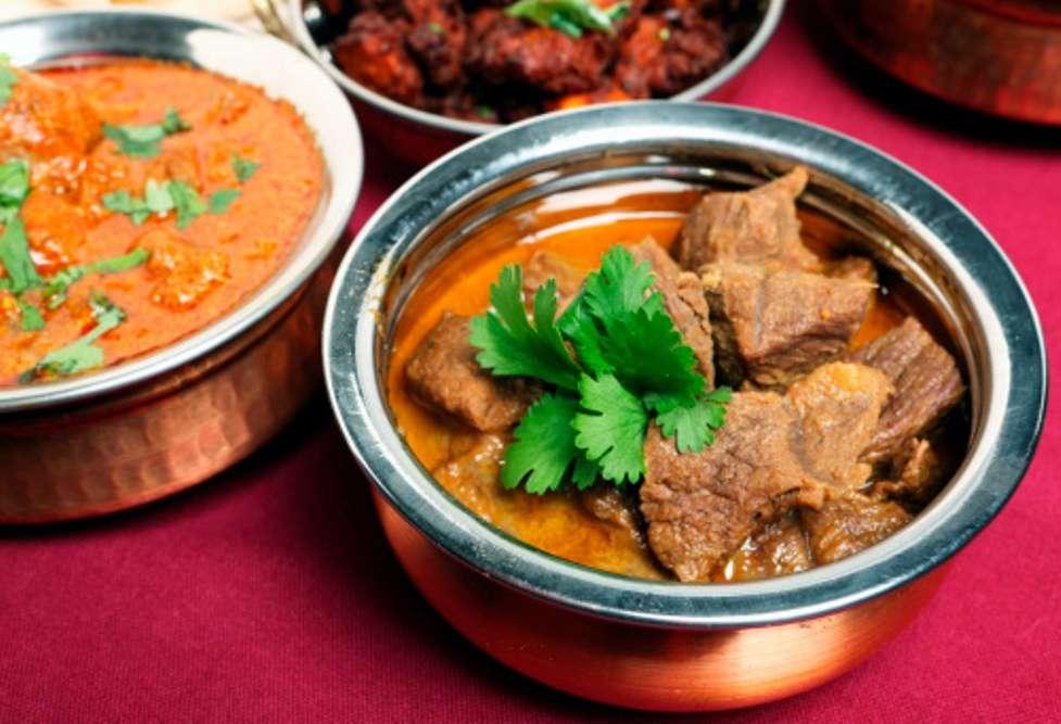 Kashmir's culinary delicacies