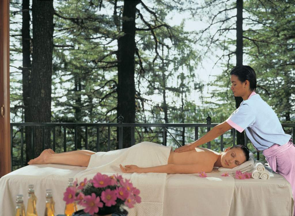 The Spa at Wildflower Hall