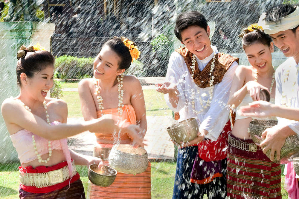 Ever heard of Thailand's Holi?