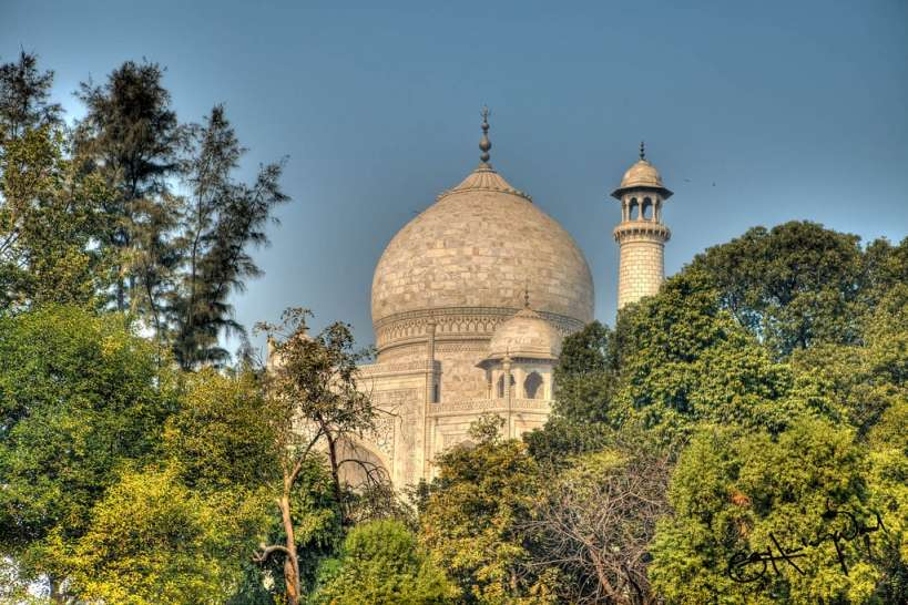 Taj Nature Walk