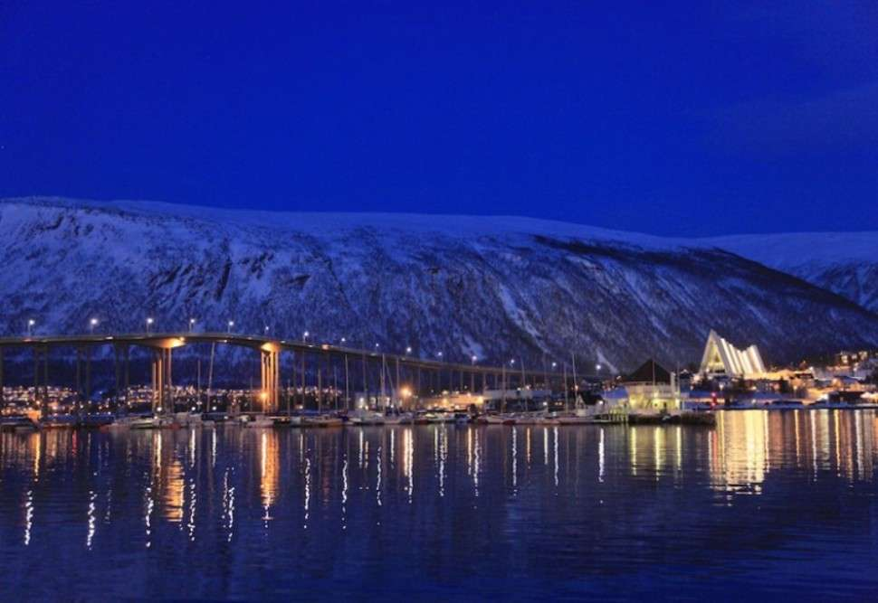 Winter odyssey beyond the Arctic Circle