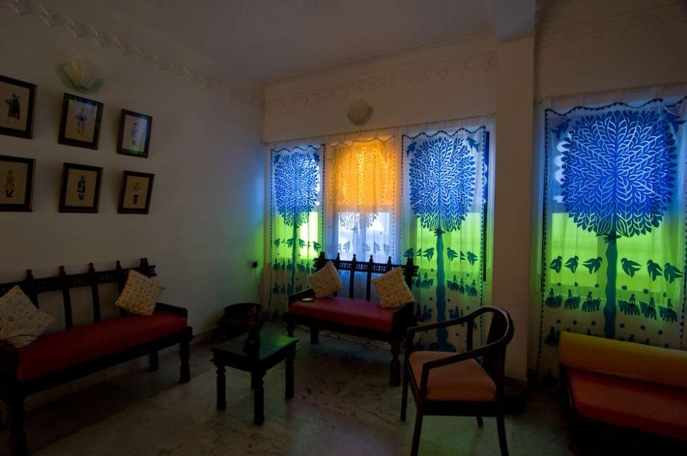 4 mid-range heritage hotels in Udaipur