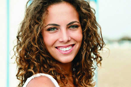 Hairstyles For Curly Hair Times Of India