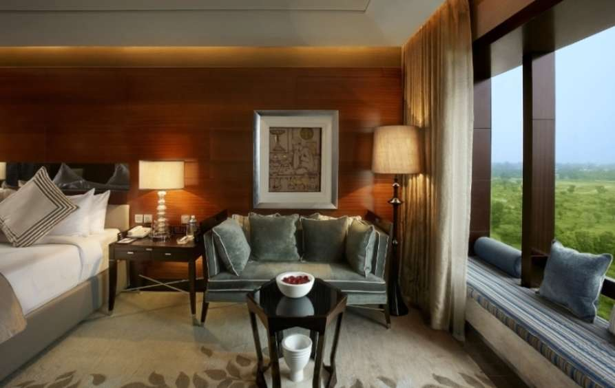 The 5 best hotels in Gurgaon