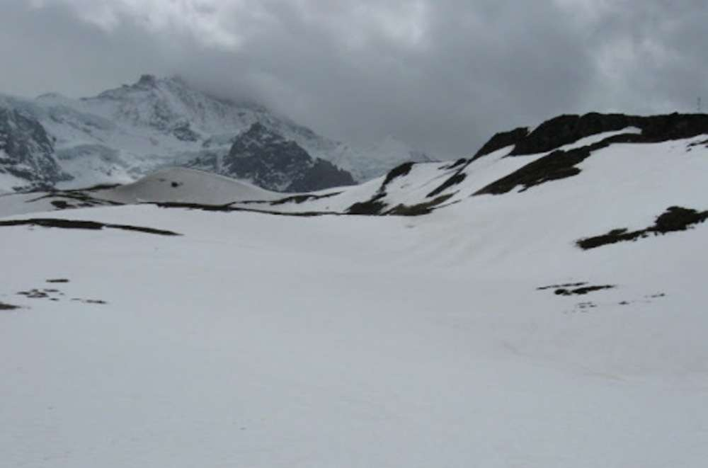 Snow in May: Memories of an Alpine rail journey