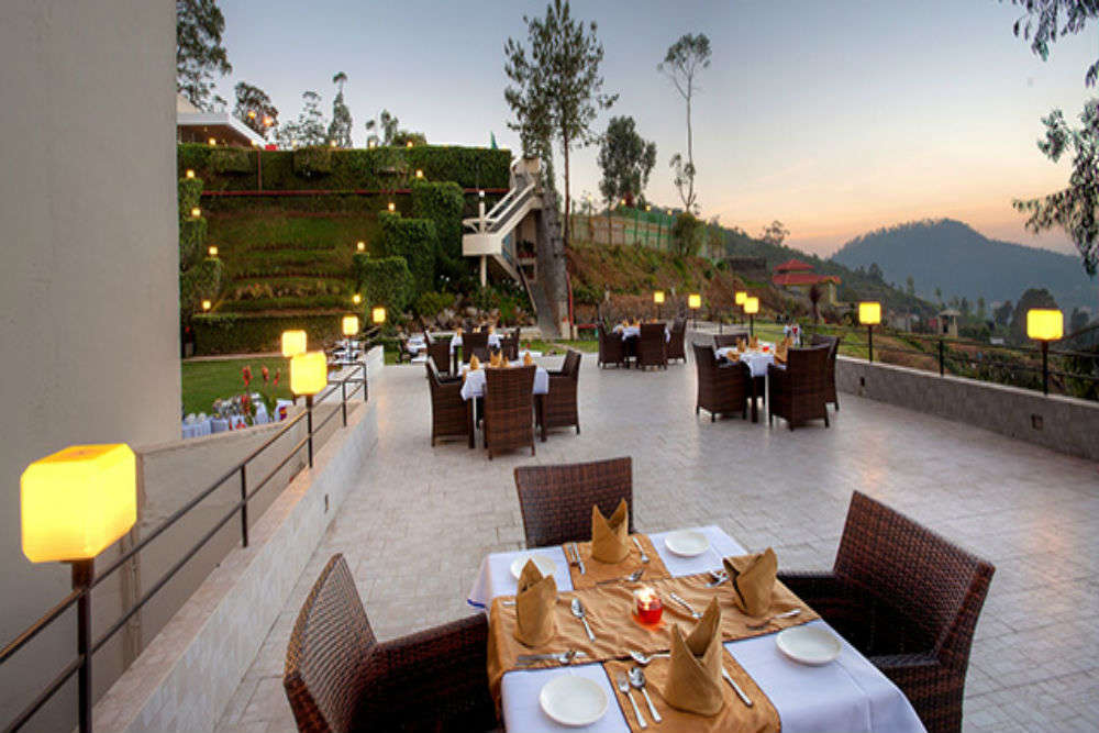 The 5 best resorts in Ooty