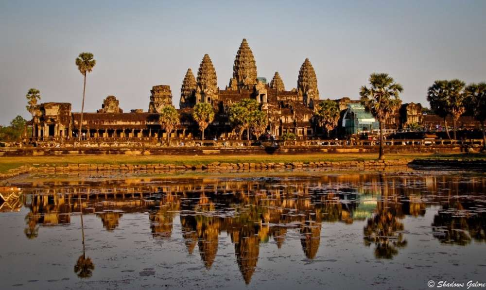 Backpacking across South East Asia: Angkor Wat