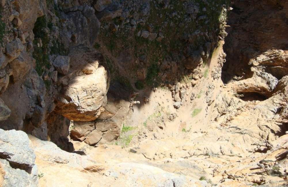 Kukkal Caves