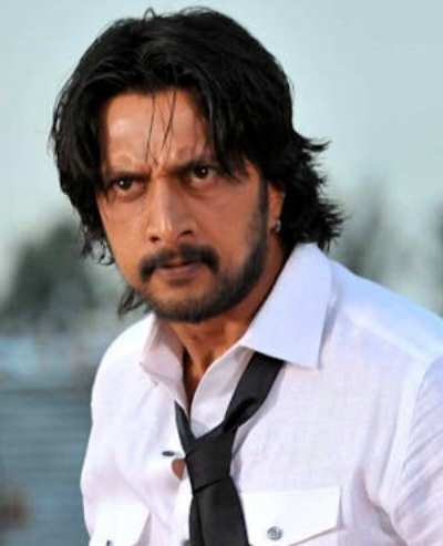 Sudeep: Sudeep's dying to cut his hair | Kannada Movie News - Times of India