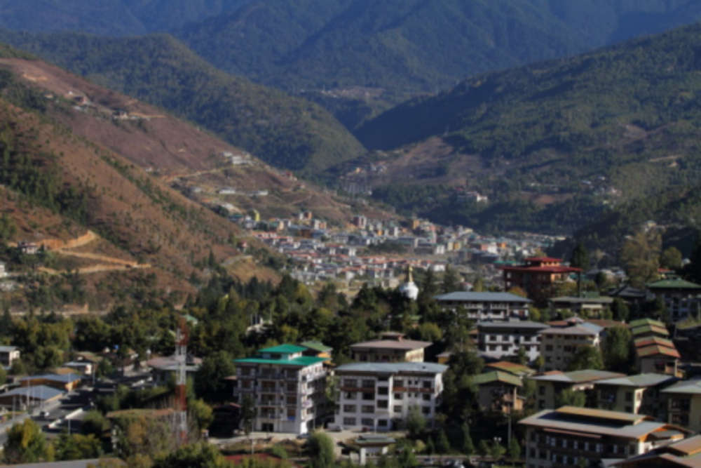 Top 9 experiences in Thimphu