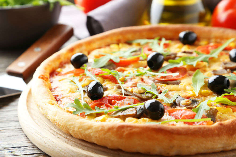 The best places to get a pizza in Delhi
