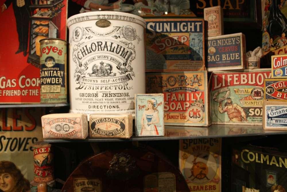 Museum of Brands, London