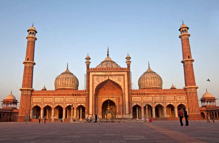 Jama Masjid - Delhi: Get the Detail of Jama Masjid on Times of India Travel