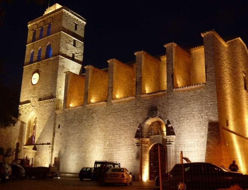 Dalt Vila, the old town