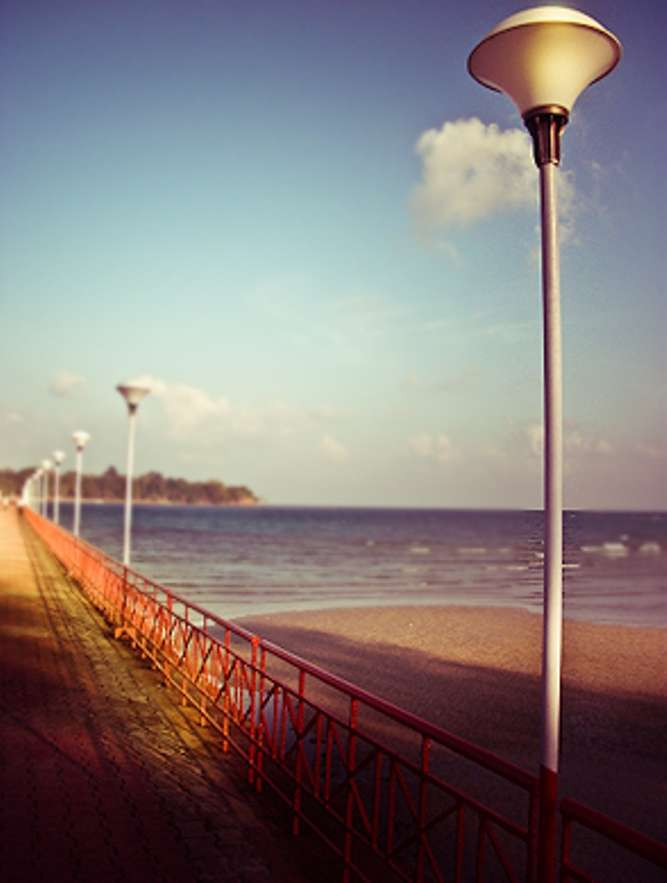 Rajiv Gandhi Water Sports Complex, Port Blair