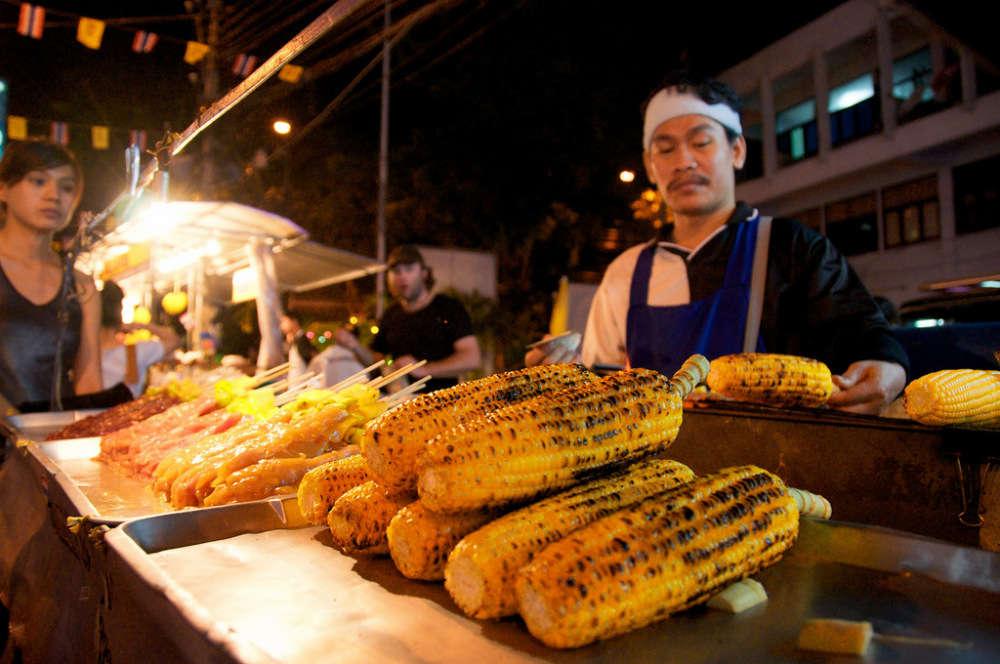 Ratchada Night Market, Bangkok