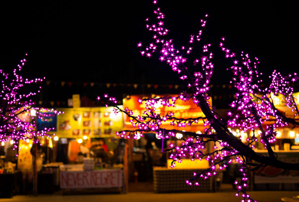 The Summer Night Market, Richmond