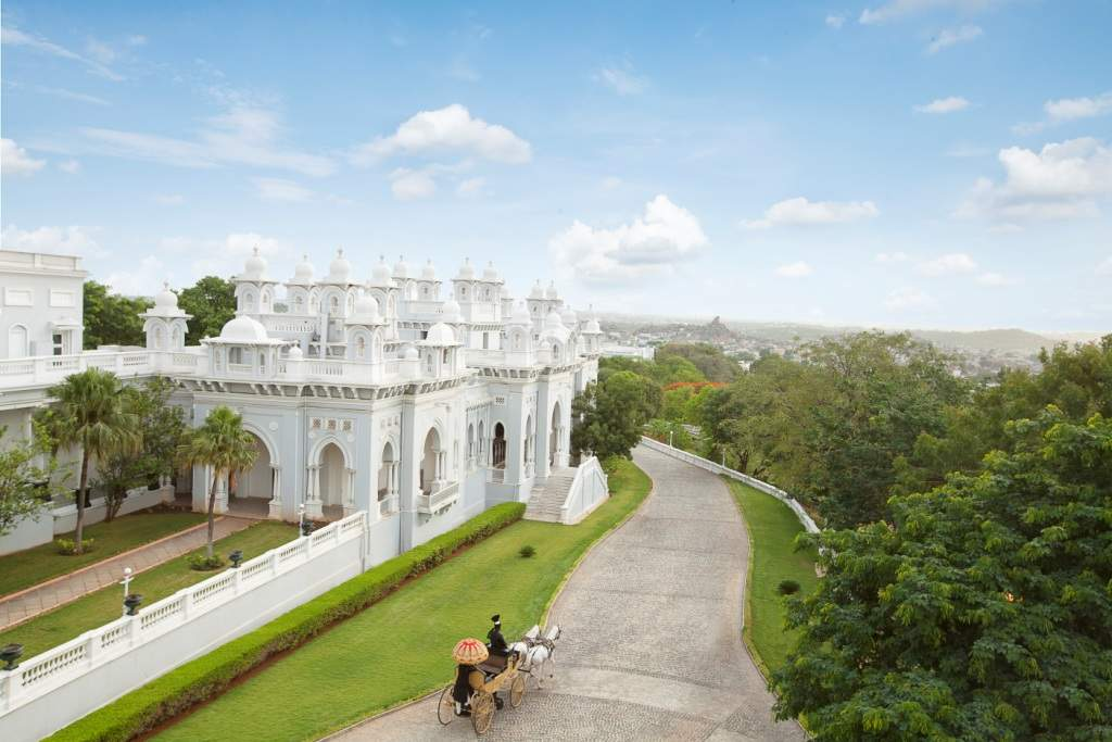 The best heritage hotels in India