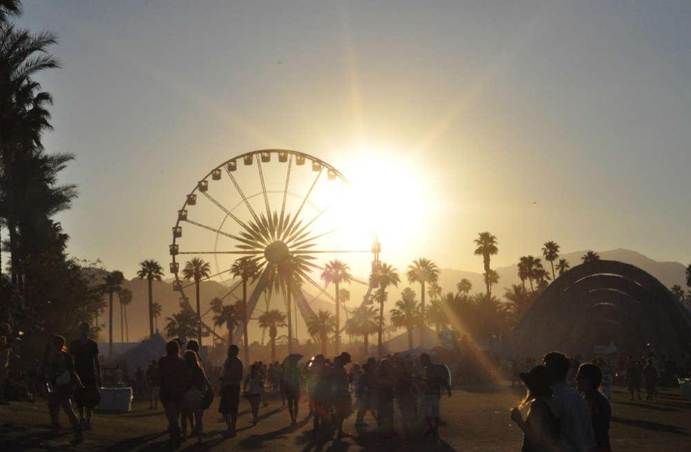 Coachella, USA (April)