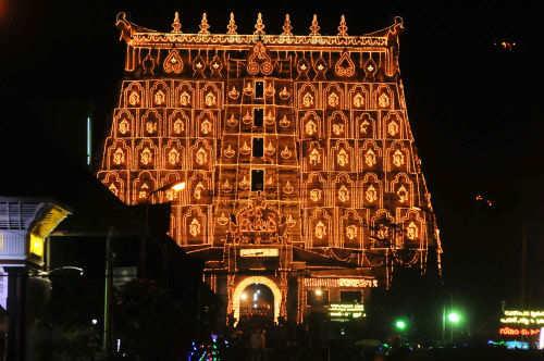 Padmanabhaswamy Temple Gold Latest News Travancore royal famil...