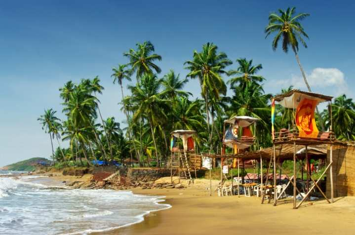 The top attractions in Goa