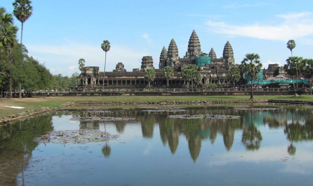 A journey to the temples of Siem Reap, Cambodia