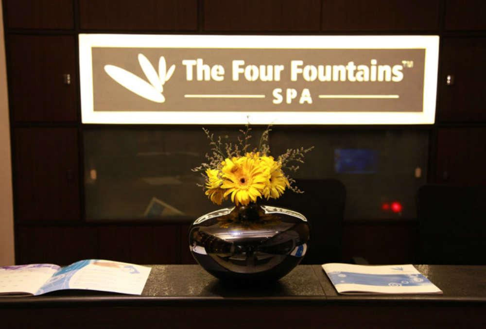 Four Fountains