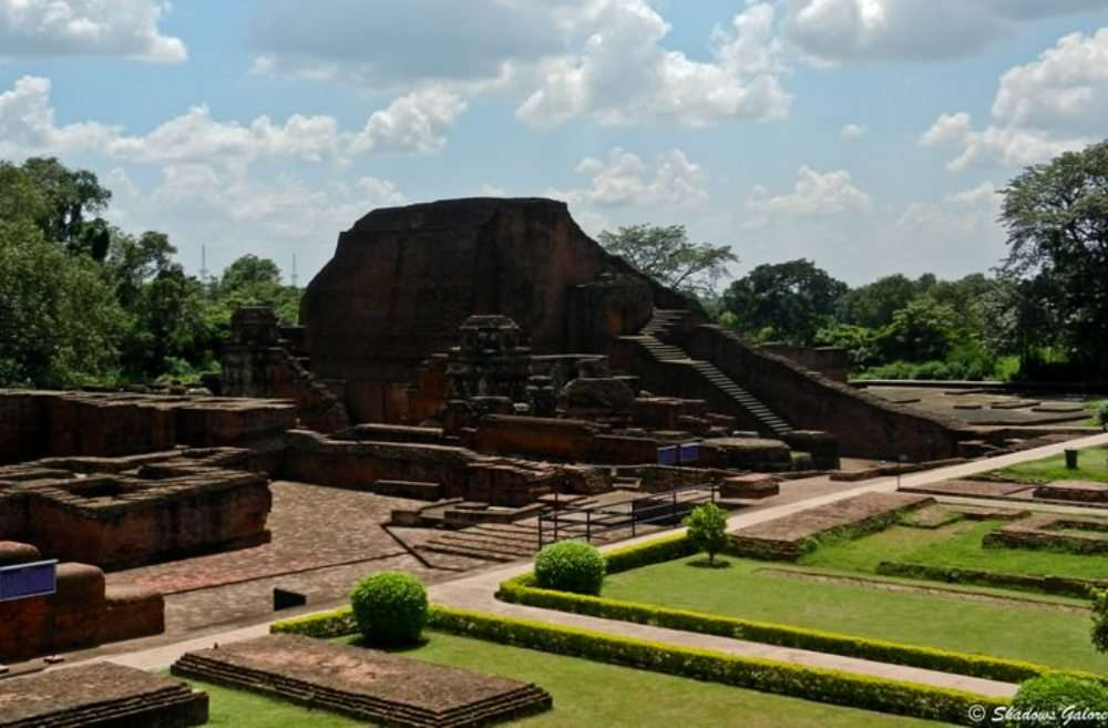 Nalanda—the lost beacon of knowledge